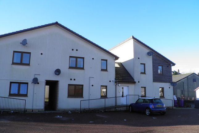 Thumbnail Flat to rent in Lochside Road, Forfar