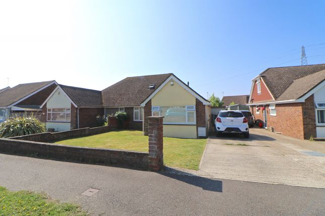Thumbnail Bungalow for sale in Dover Road, Polegate, East Sussex