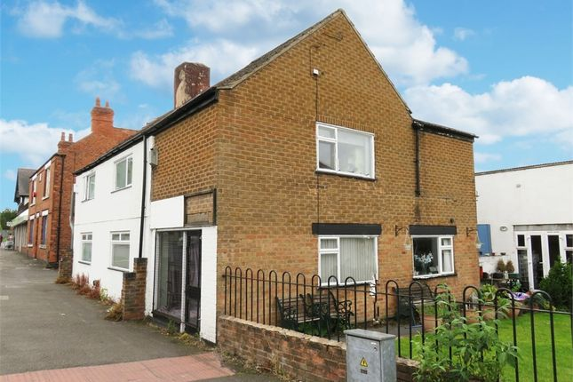 Thumbnail Detached house for sale in Southwell Road East, Rainworth, Mansfield, Nottinghamshire