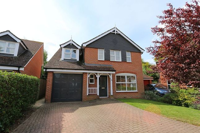 Thumbnail Detached house for sale in 44, Dean Way, Pulborough, West Sussex