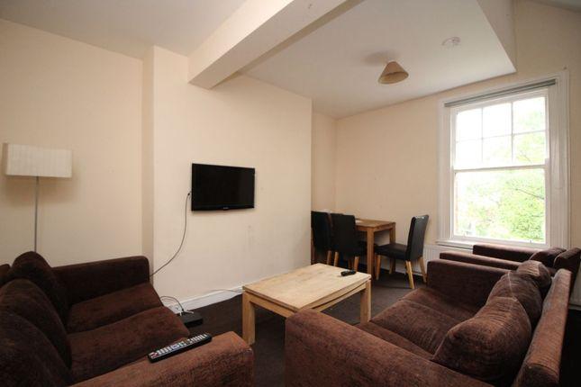 Thumbnail Flat to rent in Otterburn Terrace, Newcastle Upon Tyne