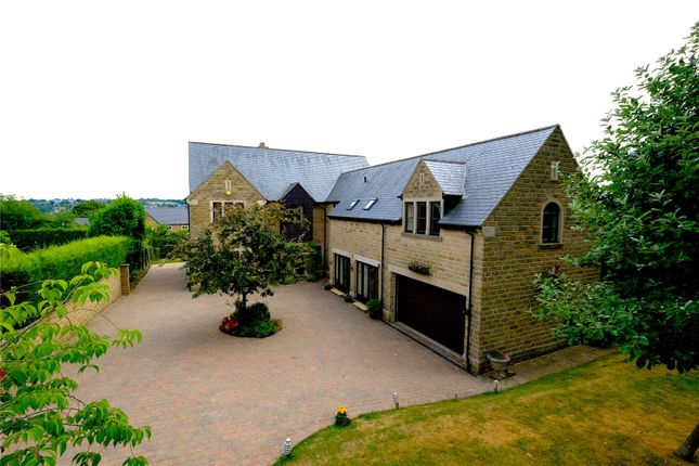Thumbnail Detached house for sale in Bushey Wood Grove, Sheffield, South Yorkshire