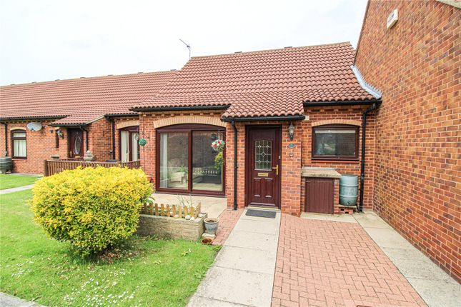 Thumbnail Bungalow for sale in Queens Court, Grimsby