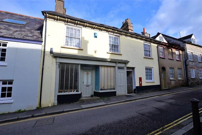 Thumbnail Maisonette for sale in Market Street, Buckfastleigh, Devon