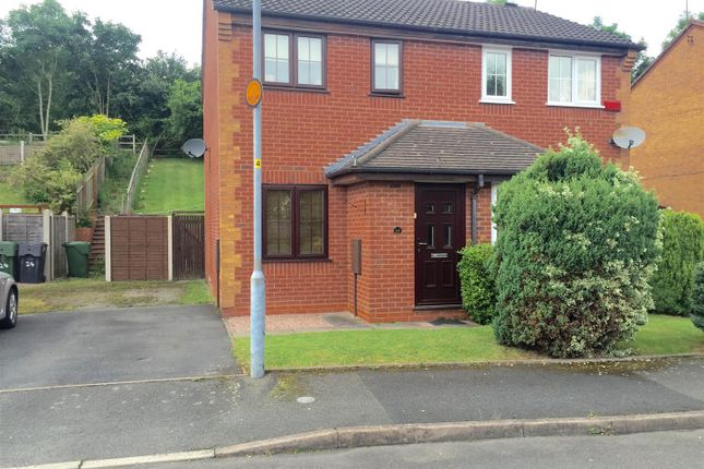 Thumbnail Semi-detached house to rent in Shaftesbury Close, Bromsgrove