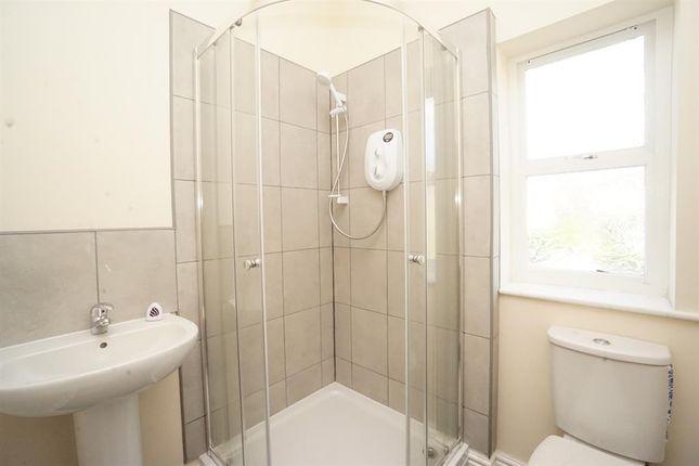 Shower Room of Nile Street, Broomhill, Sheffield S10