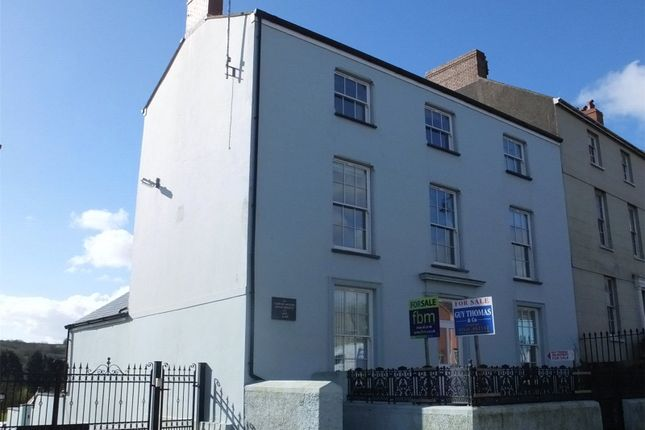 Thumbnail Flat for sale in Flat 3, Tudor House, 115 Main Street, Pembroke