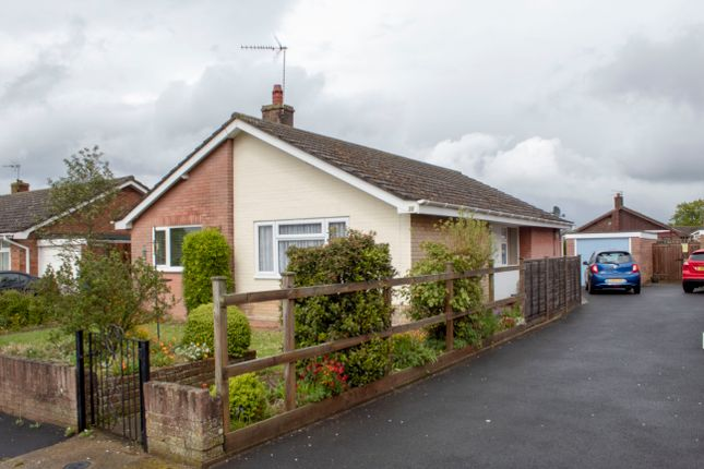 Thumbnail Detached bungalow to rent in Highland Drive, Worlingham, Beccles