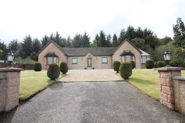 5 bed detached bungalow for sale in Tireich, Hillside, Mosstowie IV30