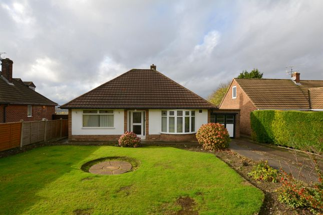 Thumbnail Bungalow for sale in 155 Church Street North, Old Whittington, Chesterfield