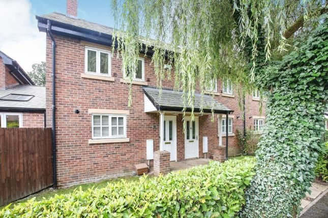 Thumbnail End terrace house for sale in Station Road, Styal, Cheshire, .
