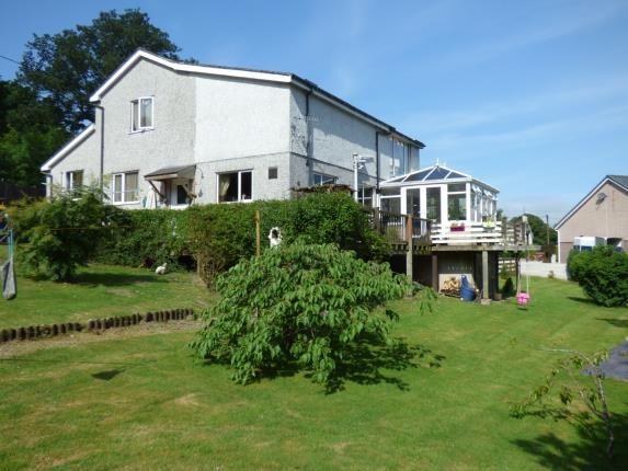 Thumbnail Land for sale in Braichmelyn, Bethesda, Gwynedd, North Wales
