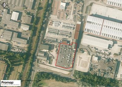 Thumbnail Land to let in Morson Road, Enfield, Greater London