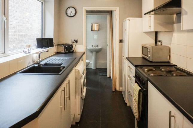 Kitchen of Errington Street, Brotton, Saltburn-By-The-Sea TS12