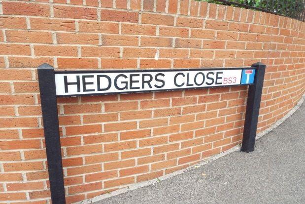 Thumbnail Flat to rent in Hedgers Close, Ashton, Bristol