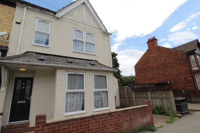Thumbnail Semi-detached house to rent in Salisbury Street, Hull