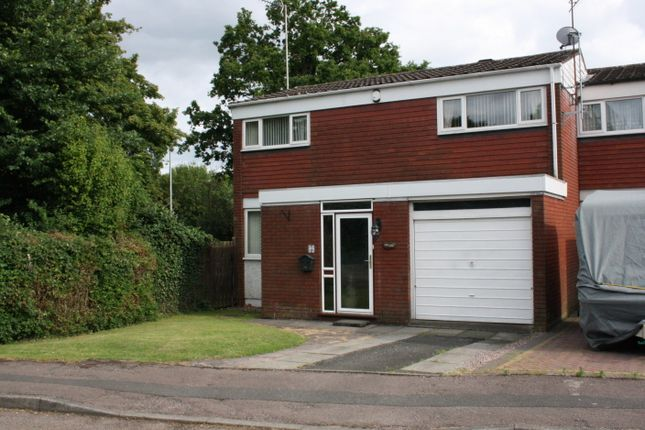 Thumbnail Semi-detached house to rent in Acton Close, Redditch