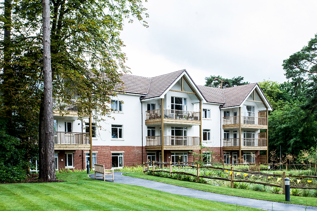 Thumbnail Flat for sale in 5 Felcourt House, Charters Village Drive, East Grinstead, West Sussex