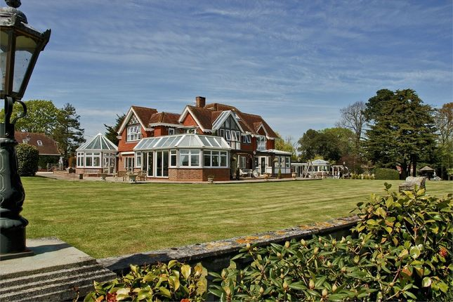 Thumbnail Country house for sale in Fire Station Lane, Beaulieu, Brockenhurst