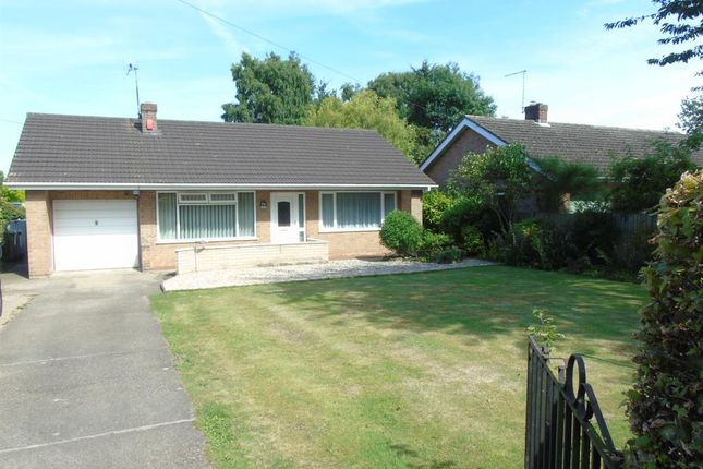 Thumbnail Property for sale in West Road, Thorney, Newark
