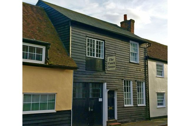 Thumbnail Property for sale in High Road, High Cross, Ware