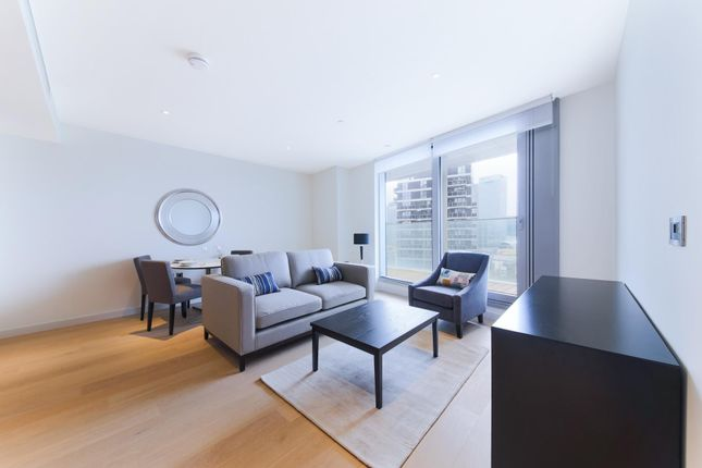 Thumbnail Terraced house to rent in Charrington Tower, New Providence Wharf