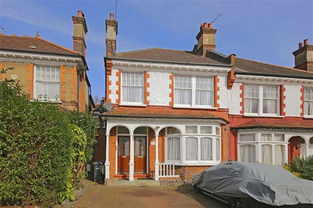 Thumbnail Flat for sale in Fernleigh Road, Winchmore Hill, London