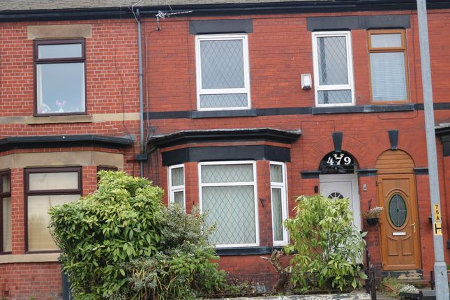 Thumbnail Terraced house to rent in Audenshaw Road, Audenshaw, Manchester