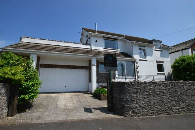 Thumbnail Detached house for sale in South Furzeham Road, Brixham