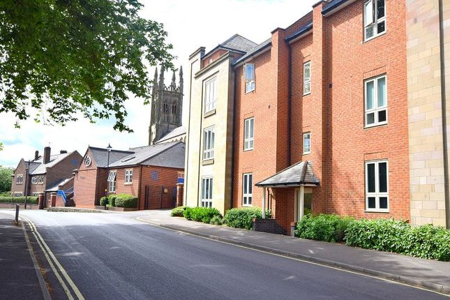 Thumbnail Flat to rent in The School Yard, Edward Street, Derby