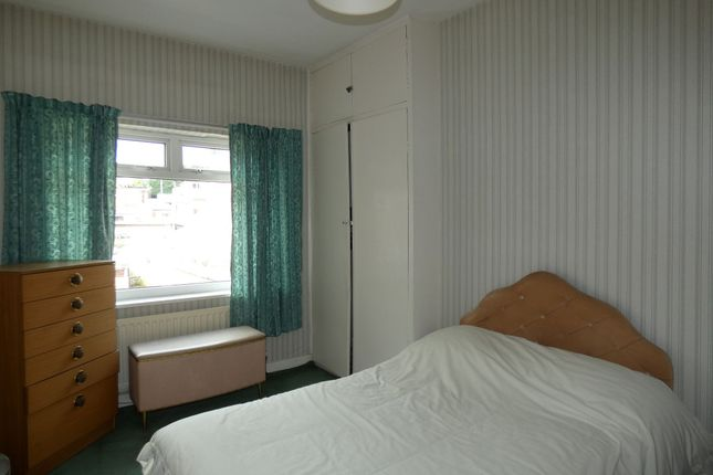 Bedroom Two of Gibbon Street, Bishop Auckland DL14