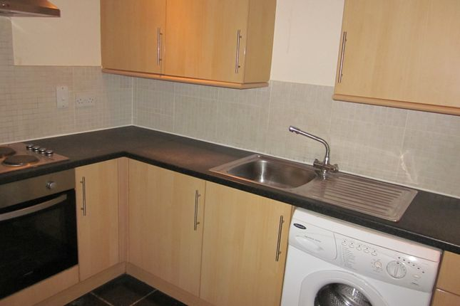 Thumbnail Flat to rent in 237, Bingley Road, Shipley