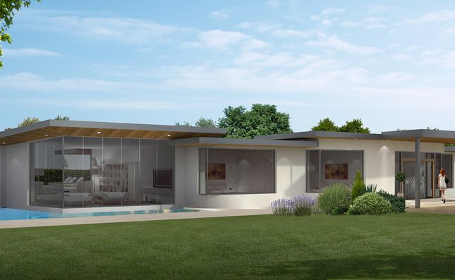 Thumbnail Detached bungalow for sale in Beggar Hill, Fryerning, Ingatestone