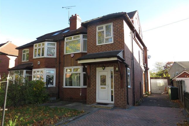 Thumbnail Semi-detached house to rent in Scott Hall Road, Leeds