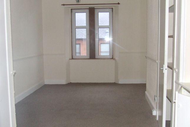 Living Room of Market Square, Dumfries DG2