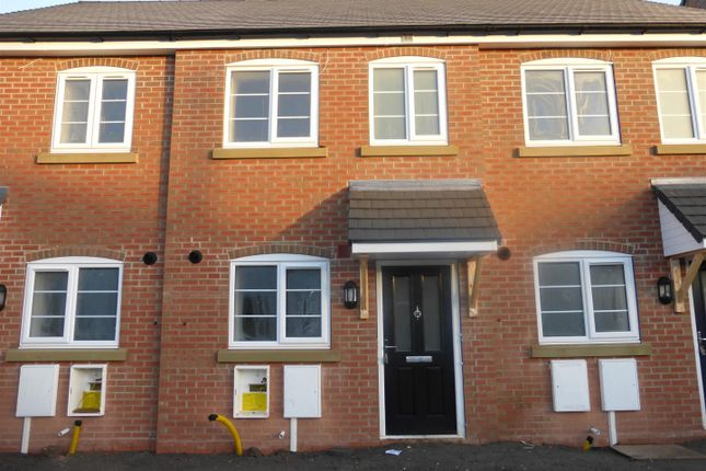 2 bed town house to rent in Walter Street, Draycott, Derbyshire DE72