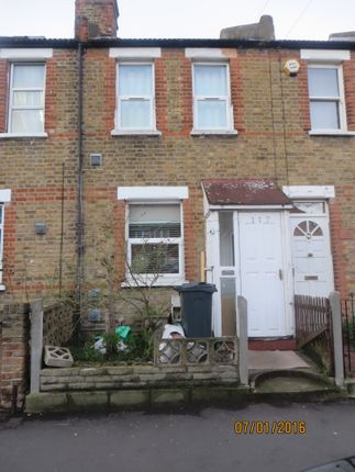 Thumbnail Terraced house for sale in Myrtle Road, Hounslow, Middlesex