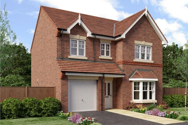 "Thumbnail Detached house for sale in ""Glenmuir"" at Radbourne Lane, Derby"