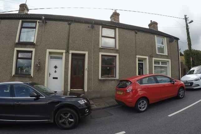 Thumbnail Terraced house for sale in Cardiff Road, Penygawsi, Llantrisant