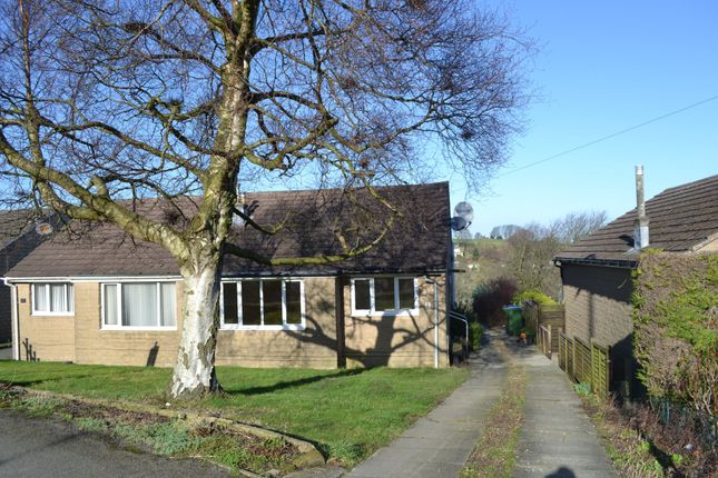 Thumbnail Semi-detached bungalow to rent in Holmdale Crescent, Netherthong, Holmfirth