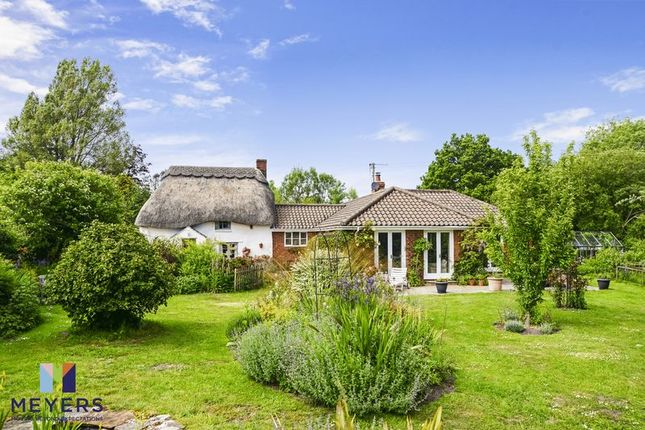 Thumbnail Detached house for sale in Blacknoll Lane, Winfrith Newburgh DT2.