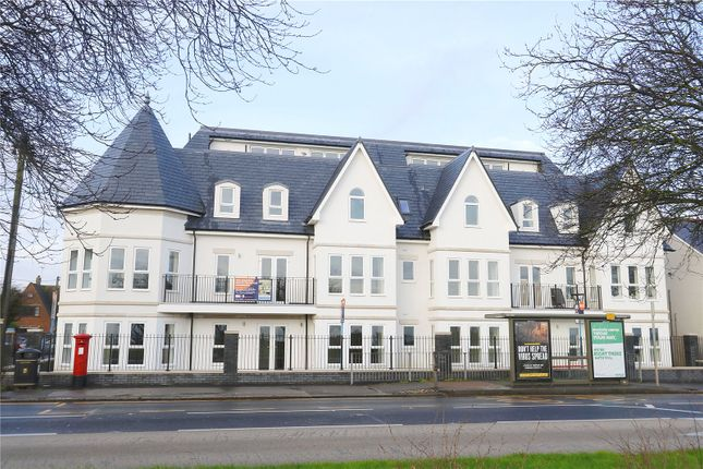 Thumbnail Flat for sale in Tower View, London Road, Hadleigh