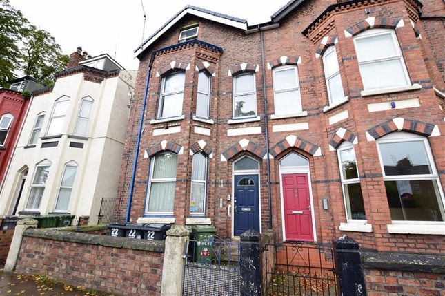 Thumbnail Flat to rent in New Chester Road, Wirral, Merseyside