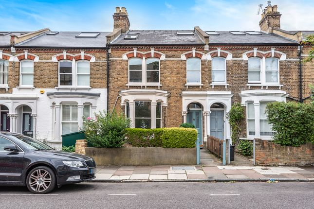 Thumbnail Terraced house to rent in Trinder Road, London