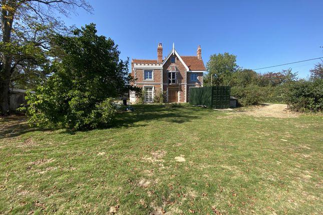 Thumbnail Detached house for sale in Upper Dicker, Hailsham, East Sussex