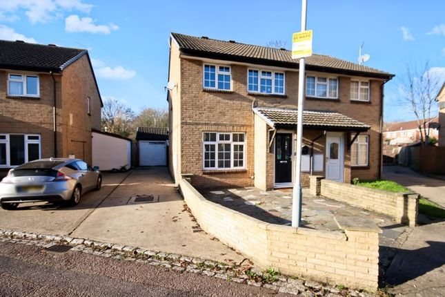 3 bed semi-detached house for sale in Repens Way, Yeading, Hayes UB4