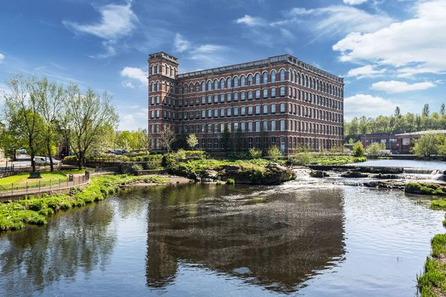 Thumbnail Flat for sale in 4/17 Anchor Mill, Thread Street, Paisley