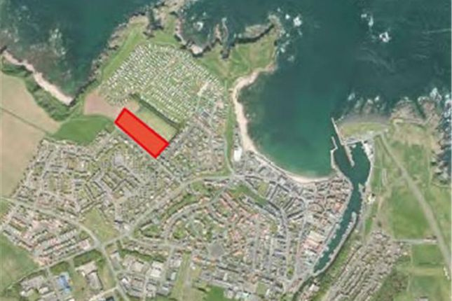 Thumbnail Land for sale in Pocklaw Slap, Barefoots Road, Eyemouth, Scottish Borders, Scotland