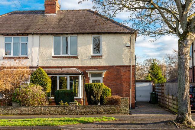Thumbnail Semi-detached house to rent in Melrosegate, York