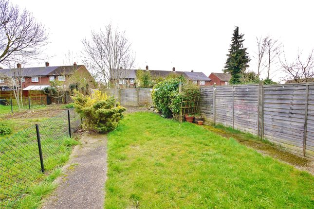 Thumbnail Flat for sale in St. Peters Avenue, Ongar, Essex